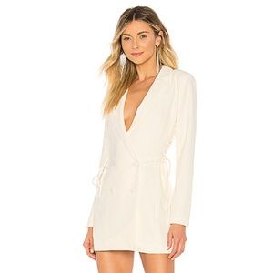 NEW NBD X REVOLVE Brave Blazer Dress